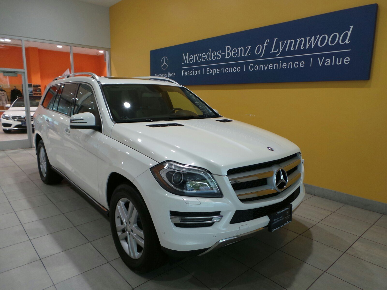 certified pre owned 2015 mercedes benz gl class gl450