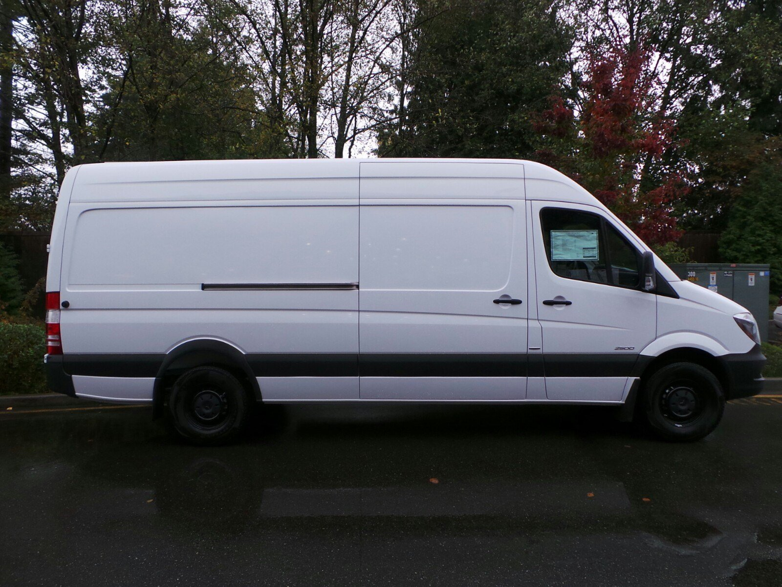 New 2016 mercedes benz sprinter cargo vans cargo van in for New mercedes benz sprinter