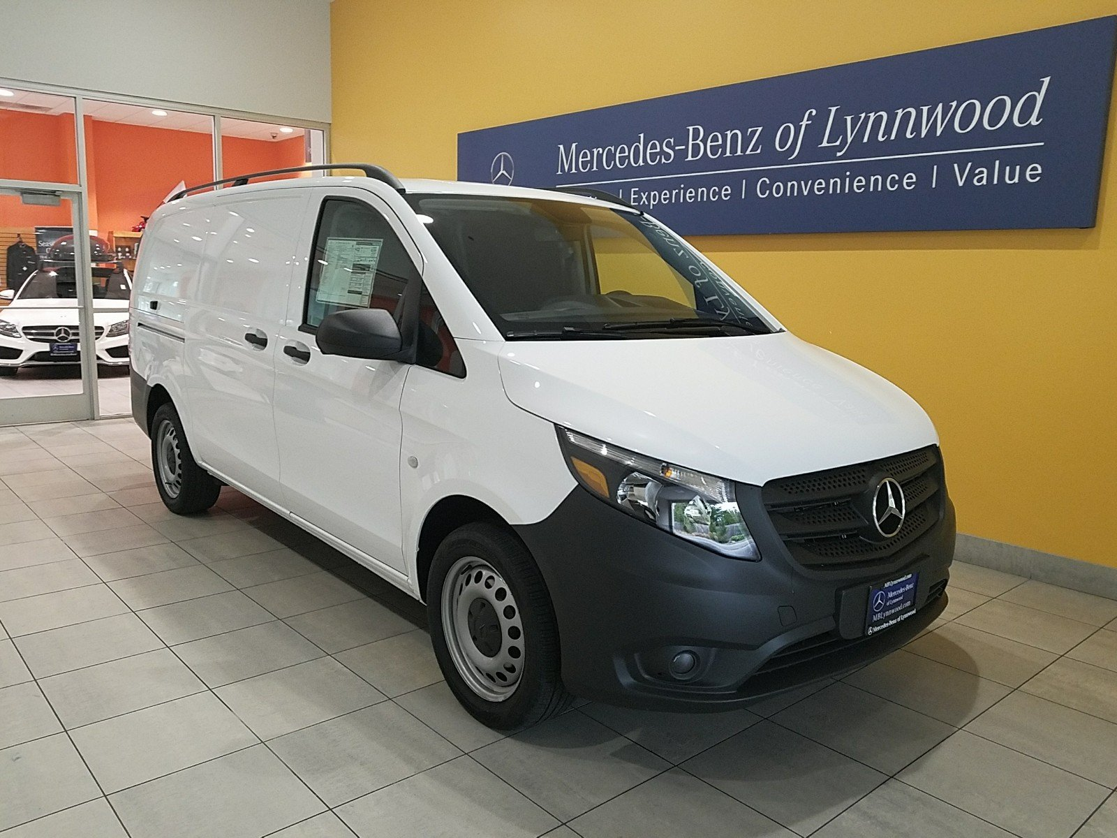 New 2017 Mercedes Benz Metris Cargo Van Mini Van Cargo In
