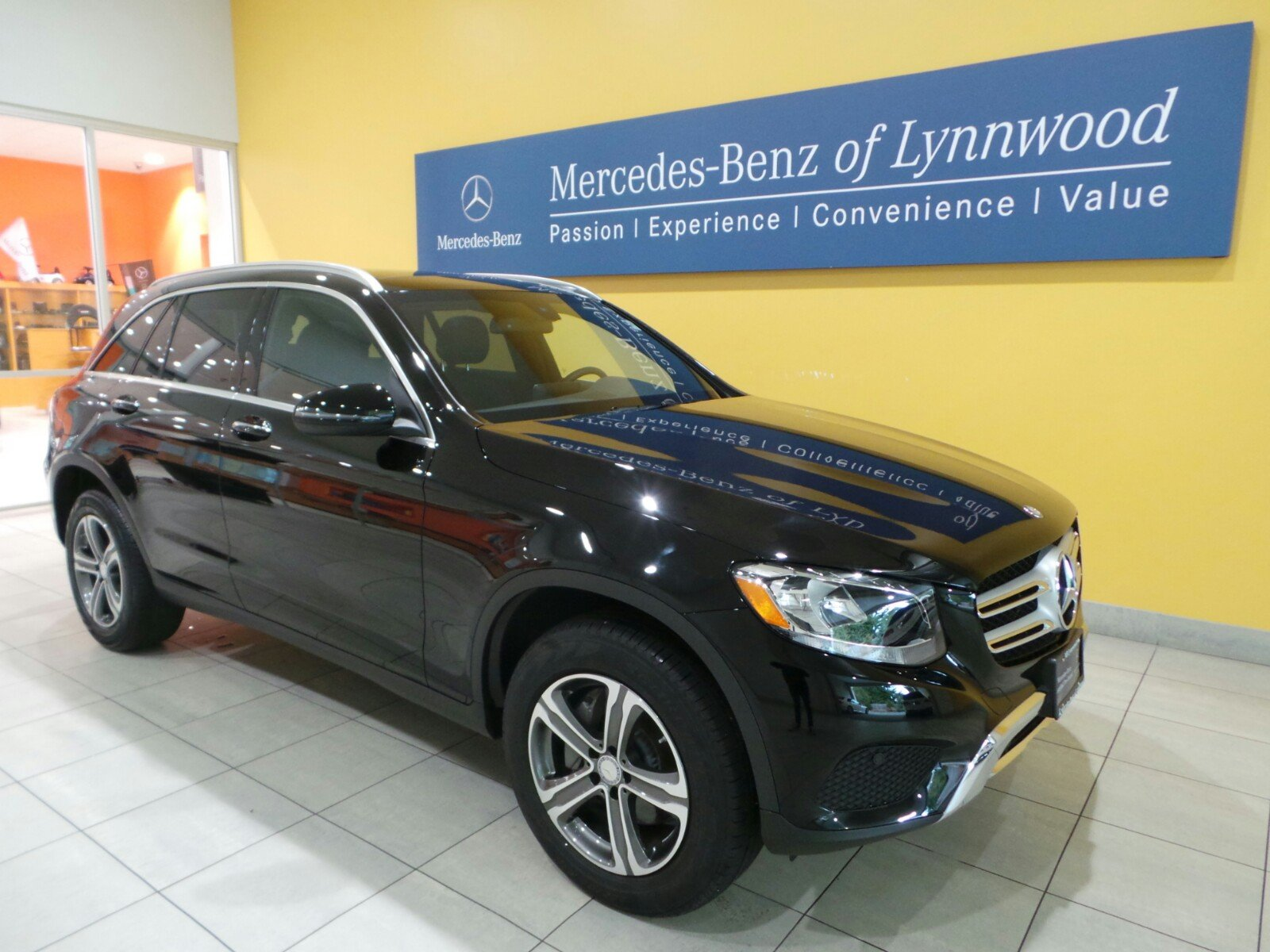 Certified pre owned 2017 mercedes benz glc glc300 4matic for Certified pre owned mercedes benz