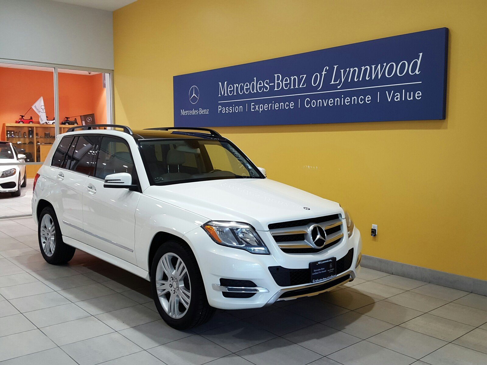 certified pre owned 2014 mercedes benz glk glk 350 suv in