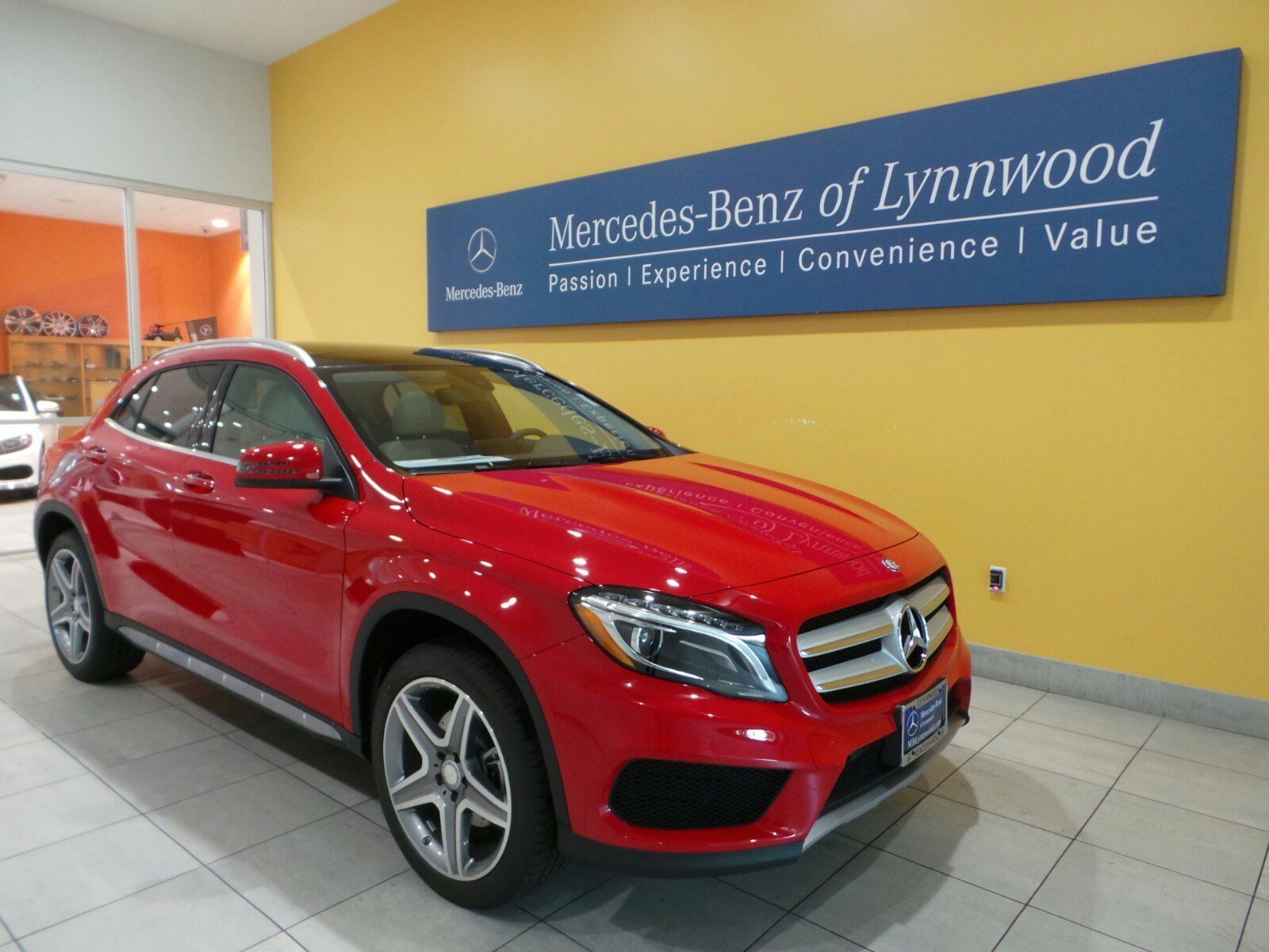 New 2017 mercedes benz gla gla250 4matic suv in lynnwood for Mercedes benz dealership seattle