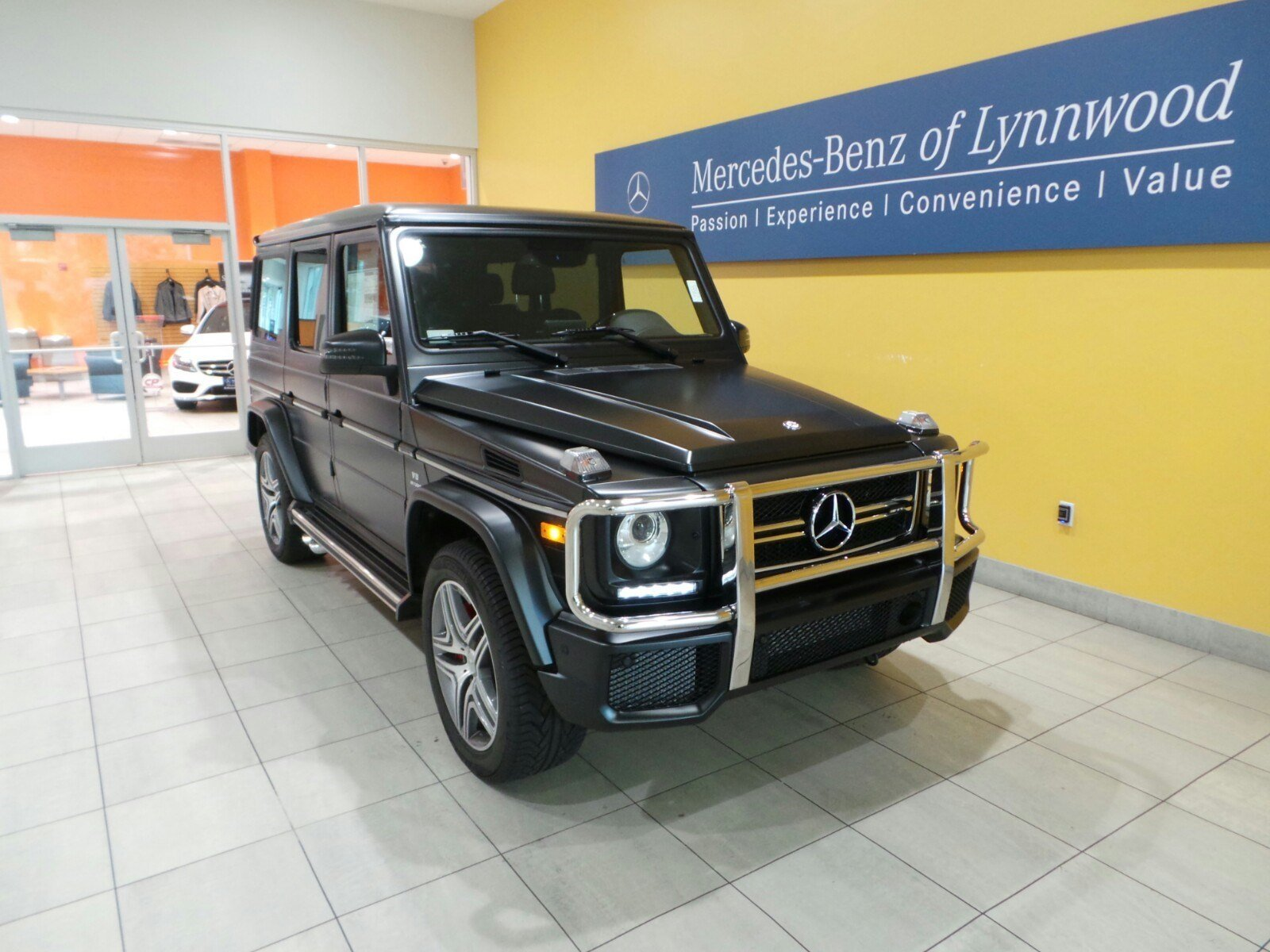 New 2017 mercedes benz g class amg g63 4matic suv in for 2017 mercedes benz g class msrp