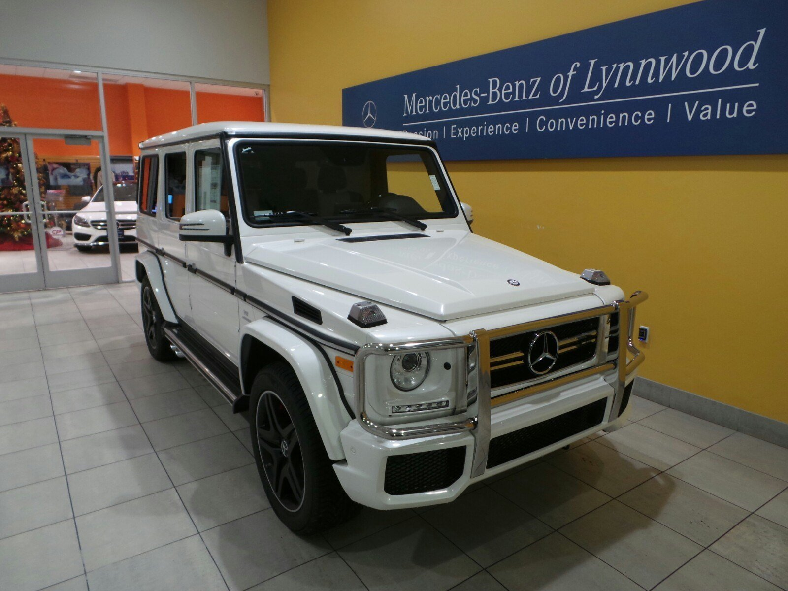 Pre owned 2017 mercedes benz g class amg g63 4matic sport for Pre owned mercedes benz g class