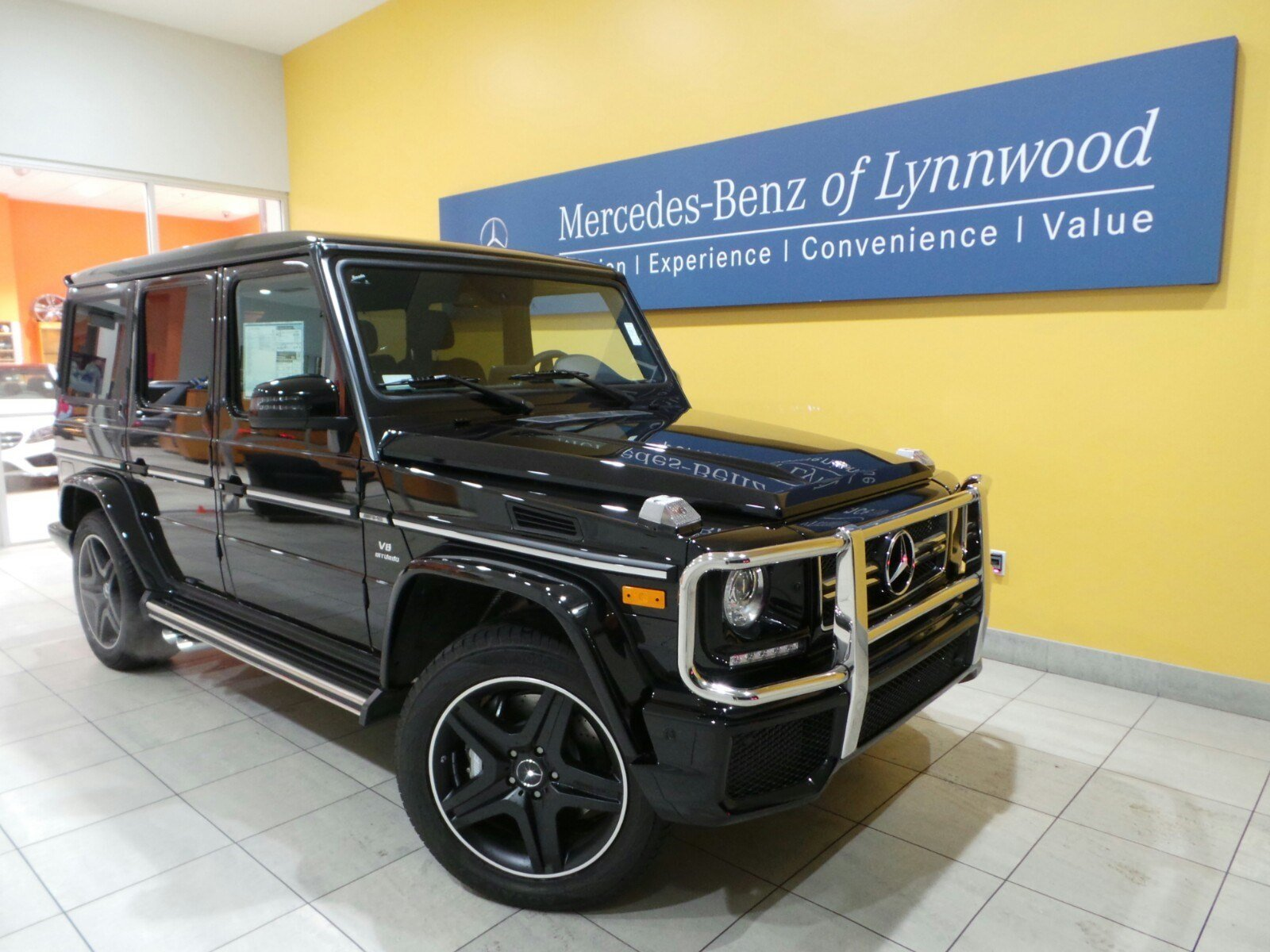 New 2017 mercedes benz g class amg g63 4matic suv in for Mercedes benz g63 amg suv