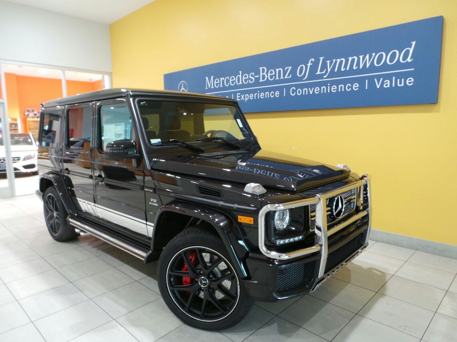 New 2017 mercedes benz g class amg g65 4matic suv in for 2017 mercedes benz g class msrp