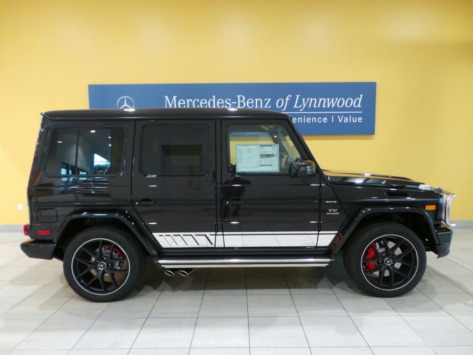 New 2017 mercedes benz g class amg g65 4matic suv in for Mercedes benz g65 price