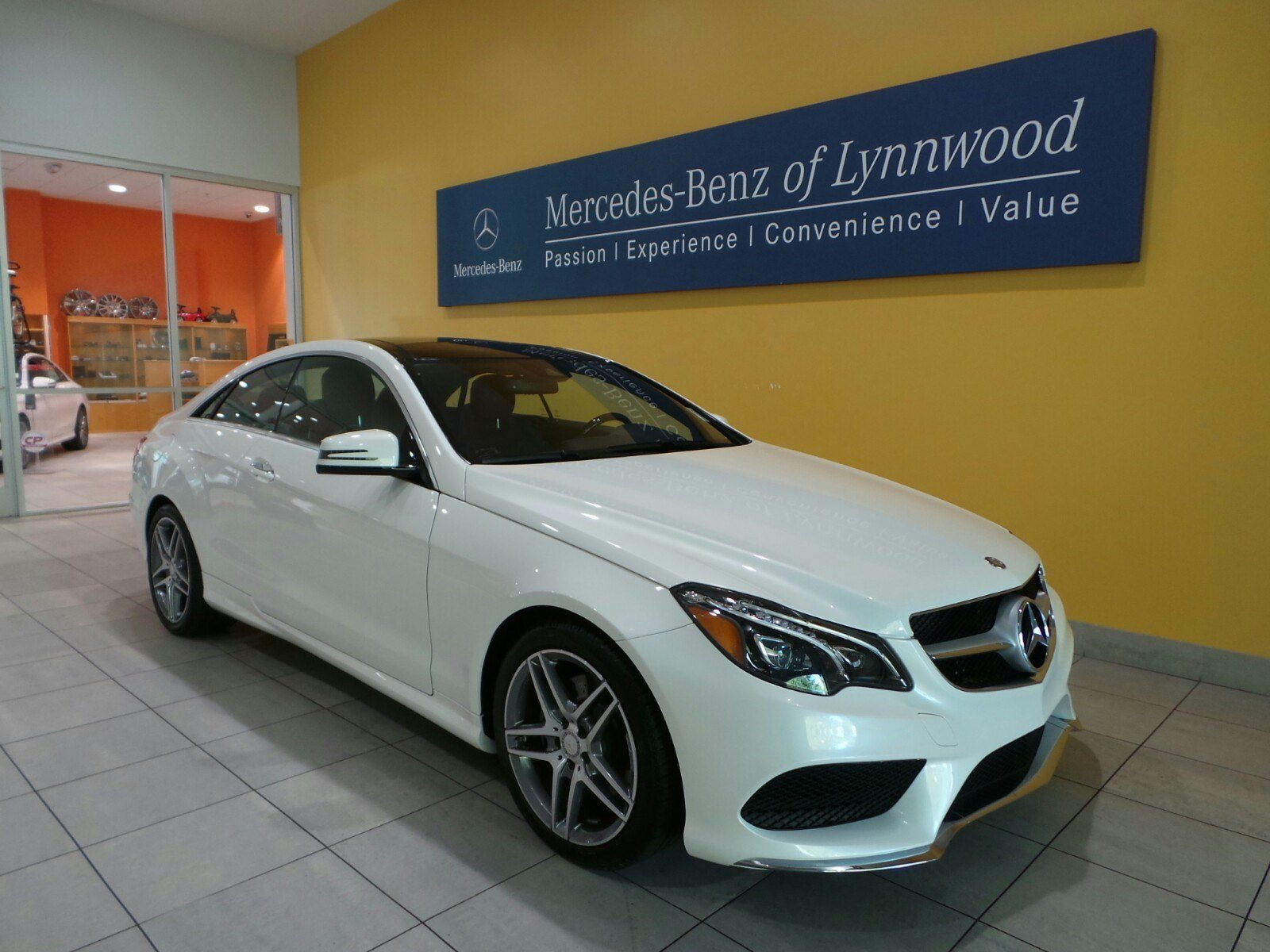 pre owned 2016 mercedes benz e class e 400 4matic 2dr car in lynnwood l3506p mercedes benz. Black Bedroom Furniture Sets. Home Design Ideas