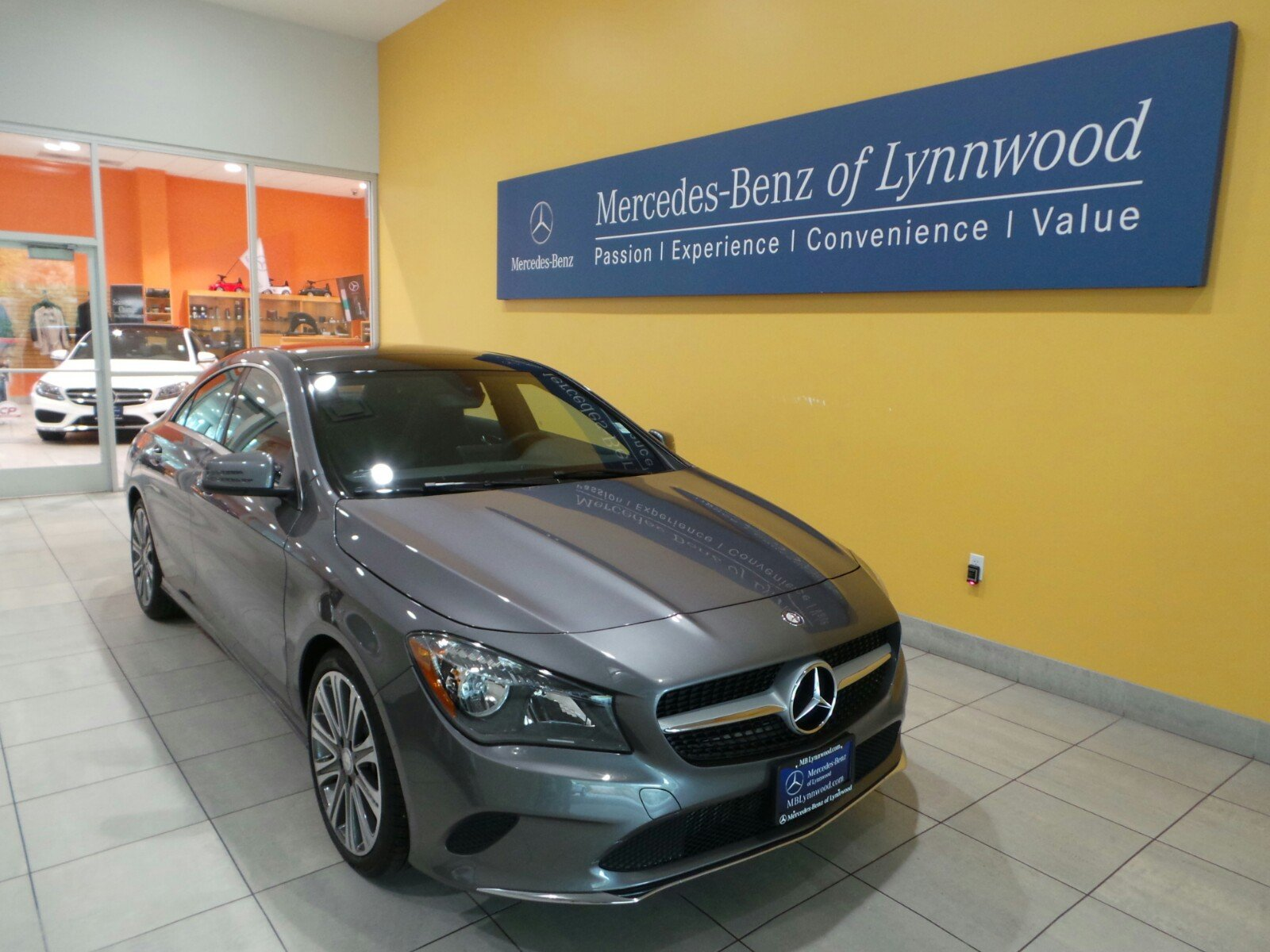 Pre owned 2017 mercedes benz cla cla 250 4matic coupe in for Mercedes benz cla250 used