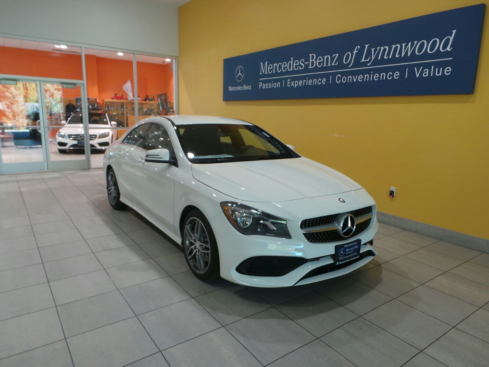 new 2017 mercedes benz cla cla 250 sport coupe in lynnwood 27693 mercedes benz of lynnwood. Black Bedroom Furniture Sets. Home Design Ideas