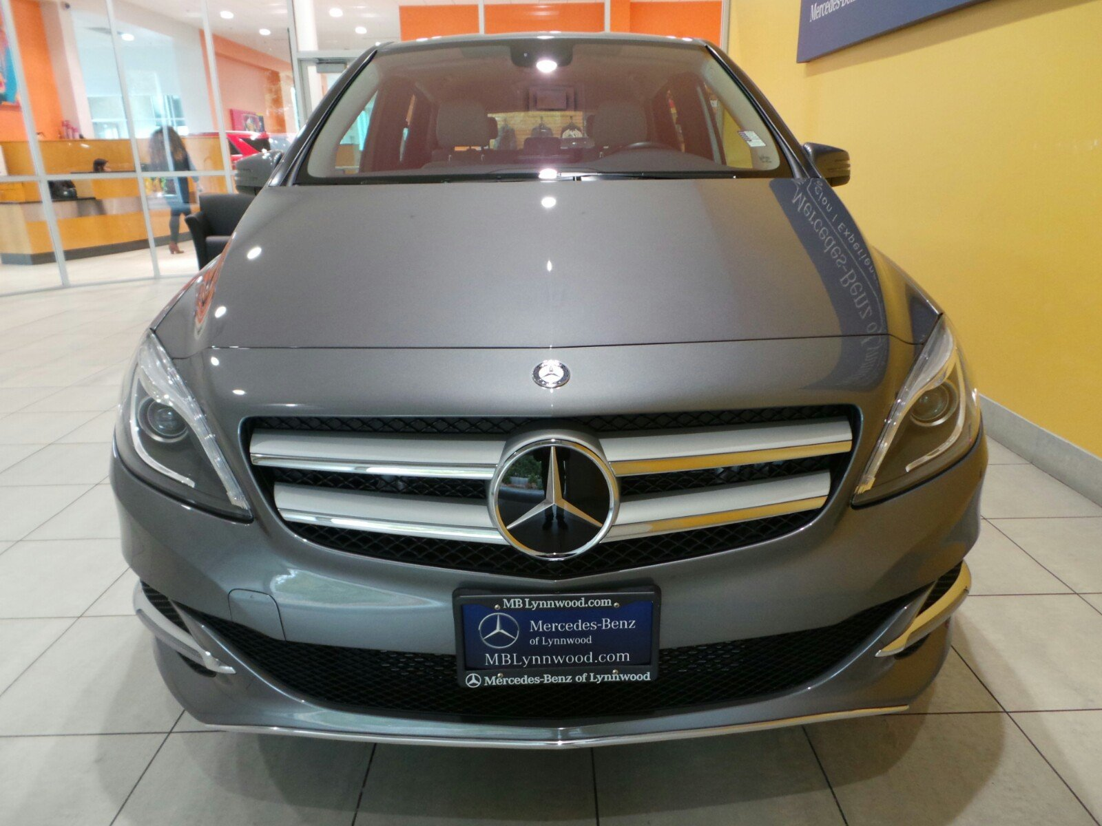 Pre owned 2014 mercedes benz b250e b250e hatchback in for Mercedes benz b250e